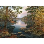 Cobble Hill . CBH Deer Lake 1000Pc Puzzle
