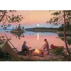 Cobble Hill . CBH (DISC) - Georgian Bay Moonrise 1000Pc Puzzle