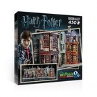 Wrebbit . WRB DIAGON ALLEY 3D PUZZLE