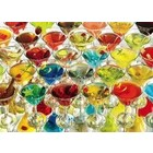 Cobble Hill . CBH Martinis Puzzle 1000Pc Puzzle