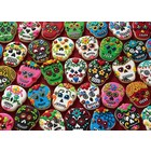 Cobble Hill . CBH Sugar Skull Cookies 1000Pc Puzzle