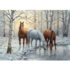 Cobble Hill . CBH Winter Trio 1000Pc Puzzle
