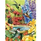 Cobble Hill . CBH Hummingbird Garden 500Pc <br /> Puzzle