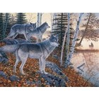 Cobble Hill . CBH Silent Travelers 275Pc Puzzle