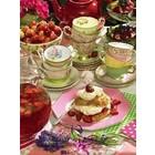 Cobble Hill . CBH Strawberry Tea 500Pc Puzzle