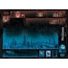 Fantasy Flight Games . FFG Android: System Breach Two-Player Playmat