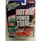 Johnny Lightning . JNL 1965 Chevrolet Corvette (Hot Rod Power Tour)    Rally Red