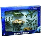 New Ray . NRY 1/32 GLORIOUS MISSION MILITARY LG PLYST