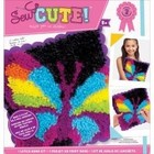 Colorbok . COK Butterfly Sew Cute! Latch Hook