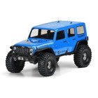Pro Line Racing . PRO Jeep Wrangler Unlimited Rubicon Clear Body, for TRX-4