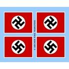 Archer Fine Transfers . AFT 1/35 German National Flag (2)