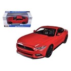 Maisto . MAI 1/18 2015 FORD MUSTANG Red