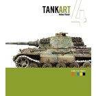 Rinaldi Studio Press . RSS TankArt Vol.4: WWII German Armor (2nd Edition)