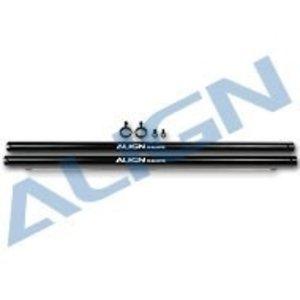 Align RC . AGN 250 TAIL BOOM BLACK