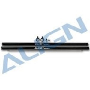 Align RC . AGN (DISC) - 250 TAIL BOOM BLACK
