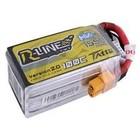 TATTU . TTU Tattu - 356 - 1300mAh 4S1P 14.8V 100C LiPo XT60 Plug Soft Case
