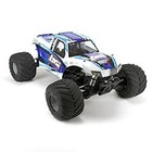 Team Losi . LOS Monster Truck XL RTR, AVC: 1/5 4WD (White)