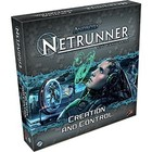 Fantasy Flight Games . FFG Android Netrunner LCG: Creation and Control