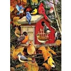 Cobble Hill . CBH Fall Birds Puzzle