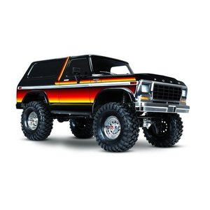 Traxxas Corp . TRA Traxxas TRX4 1979 Ford Bronco 1/10 Crawler, XL-5 HV, Titan 12T