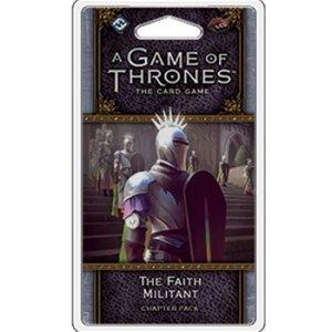 Fantasy Flight Games . FFG A Game Of Thrones LCG 2E The Faith Militant