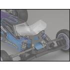 J Concepts . JCO JConcepts - Aero B6   B6D front wing, Fits gullwing front arm -