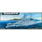 Trumpeter . TRM 1/200 USS ARIZONA BB-39