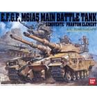 Bandai . BAN UCHG 6 Type 61 Main battle Tank