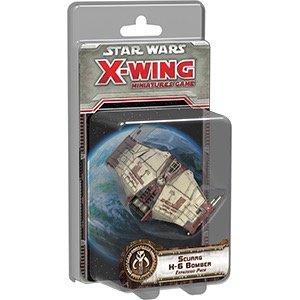 Fantasy Flight Games . FFG Star Wars X-Wing: Scurrg H-6 Bomber