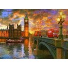 Paradise . PAD Westminster Sunset 1000 Pcs