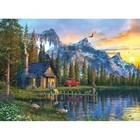 Paradise . PAD Sunset Cabin 1000 Pcs