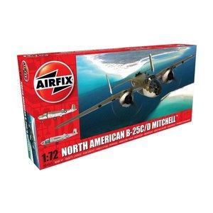 Airfix . ARX 1/72 B-25 C/D Mitchell