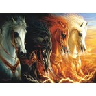 Paradise . PAD Four  Horses Of Apocalypse 2000 PCS
