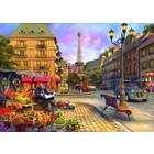 Paradise . PAD Paris Street Life 1500 PCS