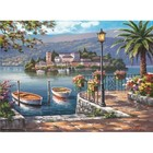 Paradise . PAD Seaside Port 1000 PCS