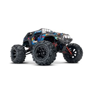 Traxxas Corp . TRA 1/16 Summit 4WD Electric extreme terrain monster truck RTR