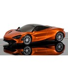 Scalextric . SCT Mclaren 720S<br /> Azores Orange