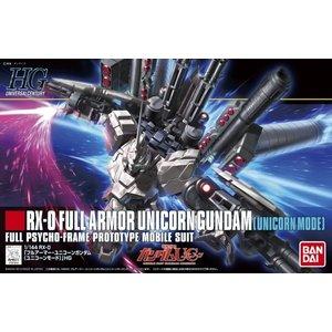 Bandai . BAN 1/144 HGUC #156 Full Armor Unicorn Gundam (Unicorn Mode)