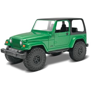Revell Monogram . RMX 1/25 Jeep® Wrangler Rubicon Model Kit
