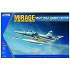 Kinetics . KIN 1/48 Mirage 2000C Multi-Roll Combat Fighter
