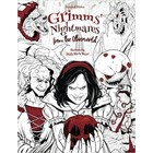 One Time . ONE Grimms' Nightmares from the Otherworld: Adult Coloring Book (Horror, Halloween, Classic Fairy Tales, Stress Relieving)