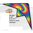 """Gayla Industries . GAL 42""""x22"""" Sky Dye Stuntmaster Nylon Kite"""