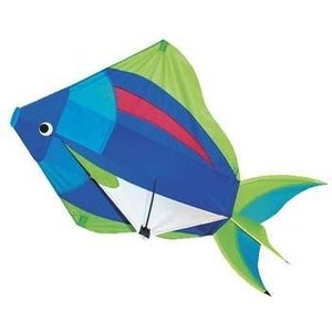 "Gayla Industries . GAL 29""x18"" Tropical FIsh 3D Nylon Kite"