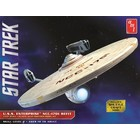 AMT\ERTL\Racing Champions.AMT 1:537 Star Trek Enterprise Refit