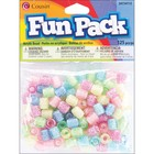 Cousins Corporation . CCA Fun Pack Acrylic Pony Beads 125/Pkg