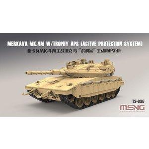 Meng . MEG 1/35 Merkava Mk.4 With Trophy APS