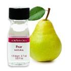 Lorann Gourmet . LAO Pear Flavor, Natural 1 dram