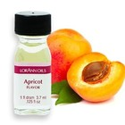 Lorann Gourmet . LAO Apricot Flavor 1 dram