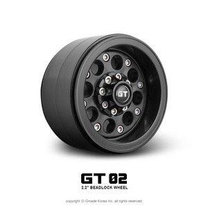 G Made . GMA 2.2 GT02 Beadlock Wheels (2)
