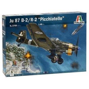 Italeri . ITA 1/48 Stuka Ju 87 B2/R2